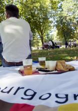 01 picnic paray le monial photo alain doire bourgogne tourisme