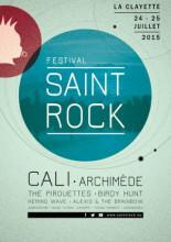 Illustration festival saint rock 1